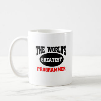 World's greatest Programmer, Coffee Mug