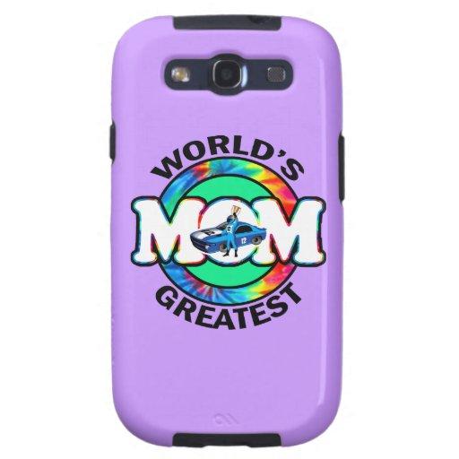 World's Greatest Racing Mom Samsung Galaxy S3 Covers