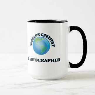 World's Greatest Radiographer Mug