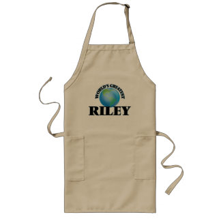 World's Greatest Riley Long Apron