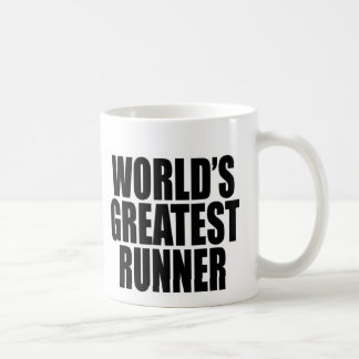 World's Greatest Runner Coffee Mug