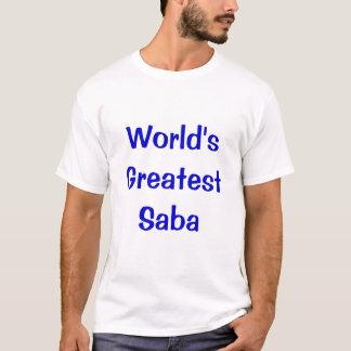 World's Greatest Saba T-Shirt