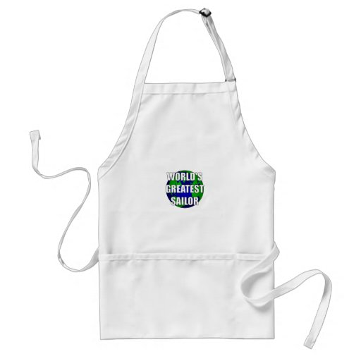 World's Greatest Sailor Aprons