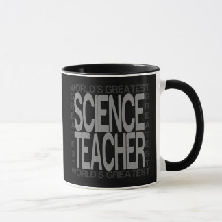 Worlds Greatest Science Teacher Mug