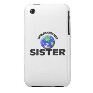 World's Greatest Sister iPhone 3 Case