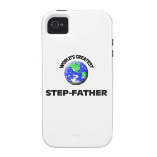 World's Greatest Step-Father iPhone 4/4S Case