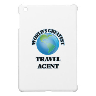 World's Greatest Travel Agent Case For The iPad Mini