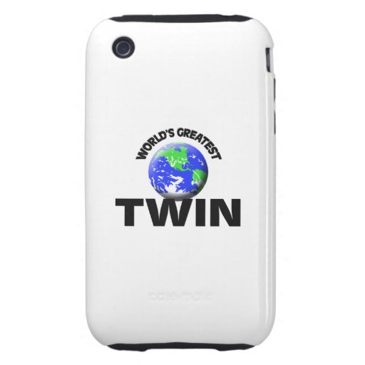 World's Greatest Twin Tough iPhone 3 Covers