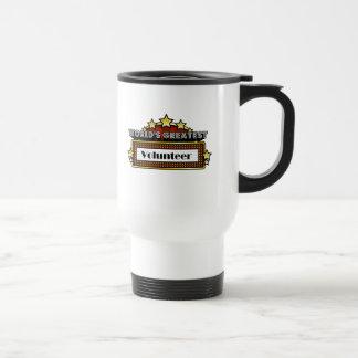 World's Greatest Volunteer Mugs
