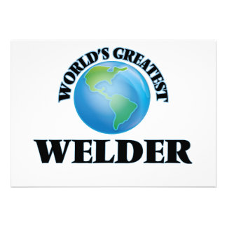 World's Greatest Welder Card