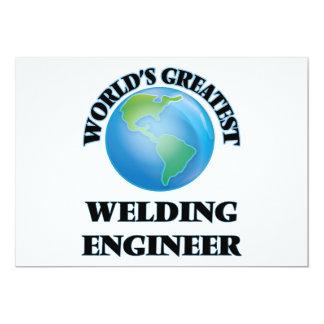 World's Greatest Welding Engineer Invite