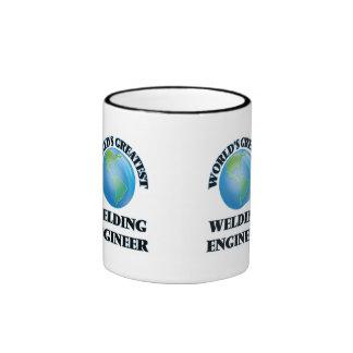 World's Greatest Welding Engineer Coffee Mugs