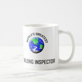 World's Greatest Welding Inspector Coffee Mug