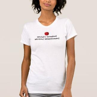 Worlds Greatest Wicked Stepmommy Tshirts