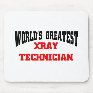 World's greatest xray technician mouse pad