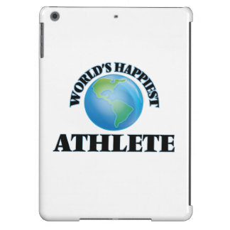 World's Happiest Athlete Cover For iPad Air