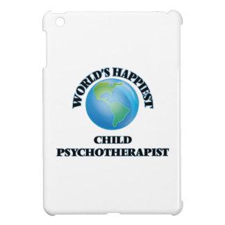World's Happiest Child Psychotherapist iPad Mini Covers