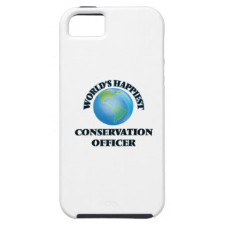 World's Happiest Conservation Officer iPhone 5 Cases