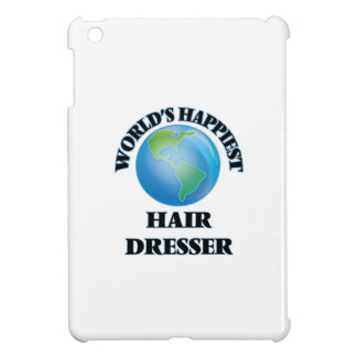 World's Happiest Hair Dresser Case For The iPad Mini