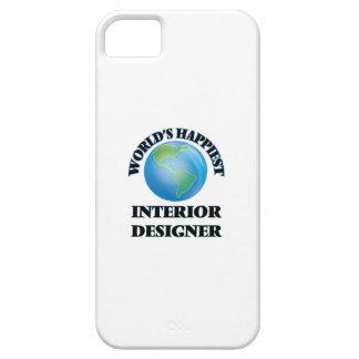 World's Happiest Interior Designer iPhone 5 Cover