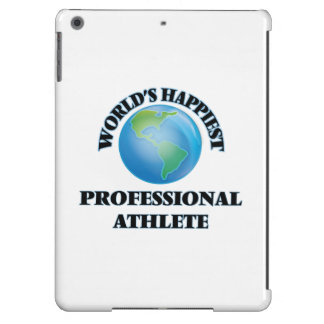World's Happiest Professional Athlete Cover For iPad Air