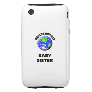 World's Hottest Baby Sister iPhone 3 Tough Covers