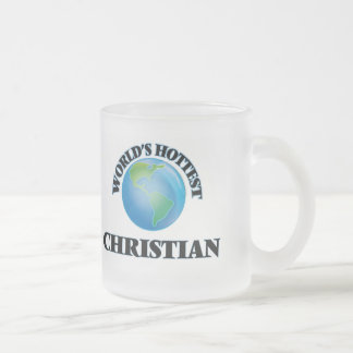 World's Hottest Christian Coffee Mug