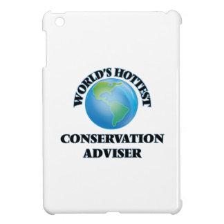 World's Hottest Conservation Adviser iPad Mini Cases