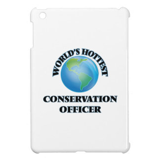 World's Hottest Conservation Officer iPad Mini Covers
