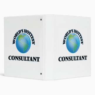 World's Hottest Consultant Binders