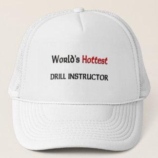 Worlds Hottest Drill Instructor Trucker Hat