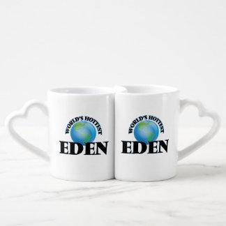 World's Hottest Eden Lovers Mugs