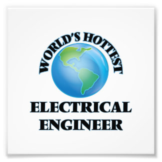 World's Hottest Electrical Engineer Photograph
