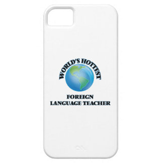 World's Hottest Foreign Language Teacher iPhone 5 Covers
