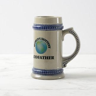 World's Hottest Godfather Coffee Mugs