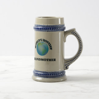 World's Hottest Grandmother Mugs