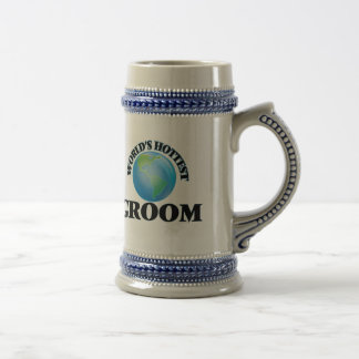 World's Hottest Groom Coffee Mug