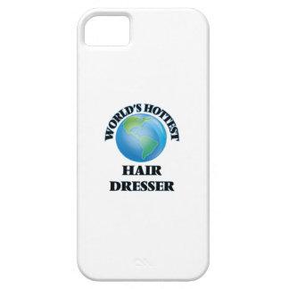 World's Hottest Hair Dresser iPhone 5 Cases