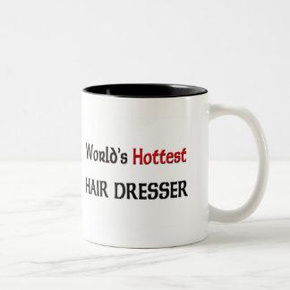 Worlds Hottest Hair Dresser Coffee Mug