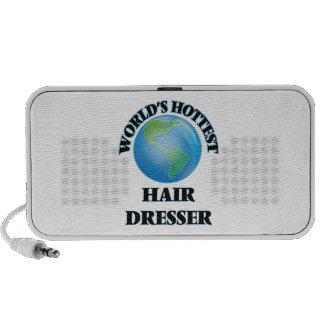 World's Hottest Hair Dresser Travel Speaker