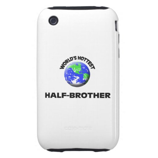 World's Hottest Half-Brother Tough iPhone 3 Cases