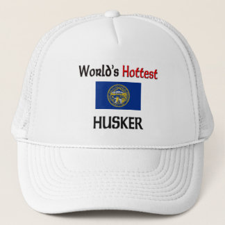 World's Hottest Husker Trucker Hat