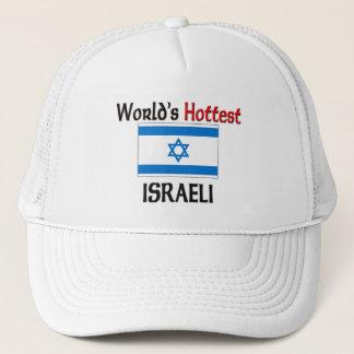 World's Hottest Israeli Trucker Hat