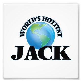 World's Hottest Jack Photo Print
