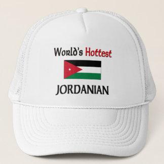 World's Hottest Jordanian Trucker Hat