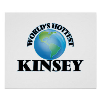 World's Hottest Kinsey Print