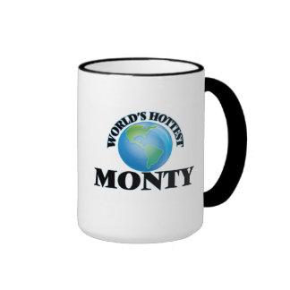 World's Hottest Monty Mug