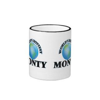 World's Hottest Monty Mugs
