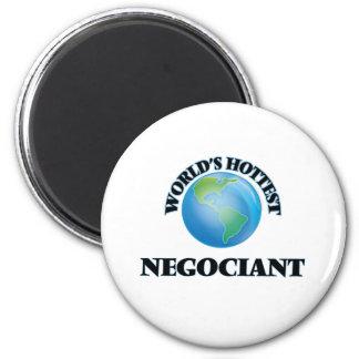 World's Hottest Negociant Magnet