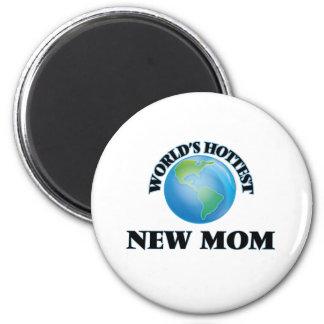World's Hottest New Mom Fridge Magnets